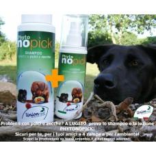 Offerta PhytoNoPick lozione + Shampoo pulci e zecche