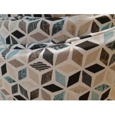 Cuccia Spugna LoL con cuscino geometrico