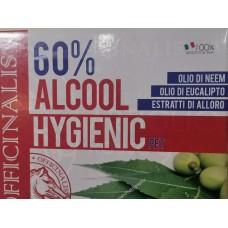 Officinalis sprary igienizzante 60% Alcool con olio di neem eucalipto e alloro 200ml