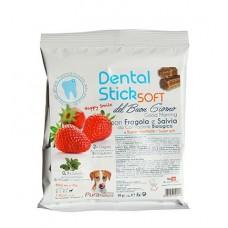 Officinalis Dental Stick Dog Good Morning Strawberry and Sage