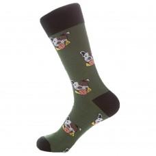 Men's socks Pitbull breed Dog