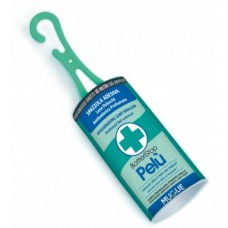 Pelù Bacteria stop scented sanitizing adhesive brush