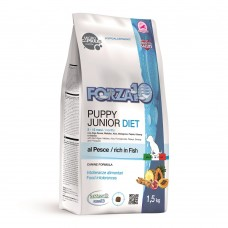 FORZA10 Puppy Junior Diet al Pesce