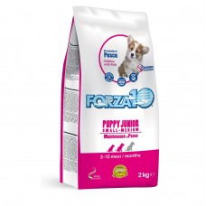 FORZA10 Puppy Junior Maintenance al Pesce Small/Medium