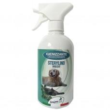 Sterylind detergente con sostanze ad azione igienizzante cane&gatto 500ml