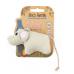 Gioco gatto  Beco stoffa topolino con catnip 6 cm