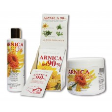 Arnica Gel 90% anti-inflammatory muscles and tendons Officinalis 250ml
