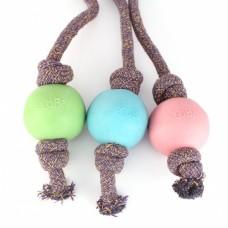 Gioco palla con corda 100% naturale BecoRope