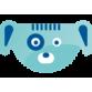 Fasce Igieniche Lavabili per Cane Maschio taglia s