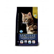 Matisse gatto adulto salmone&tonno 1,5kg