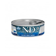 Farmina N&D Umido Cat Ocean 80gr