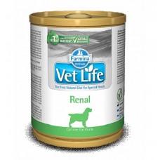 Farmina Vet Life umido cane Renal 300gr