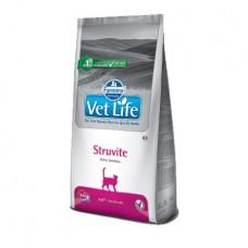Farmina Vet life Struvite feline formula secco 400gr