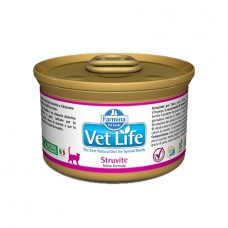 Farmina Vet Life Feline formula Struvite umido 85gr