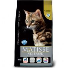 Matisse Gatto sterilizzato pollo 1,5 kg