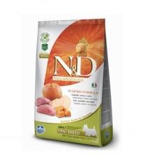 Farmina N&D pumpkin adult cinghiale, zucca e mela 800gr