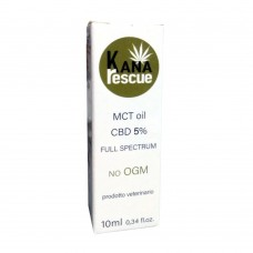 KanaRescue MCT Oil CBD 5%10ml