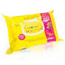 Salviette detergenti bergamotto